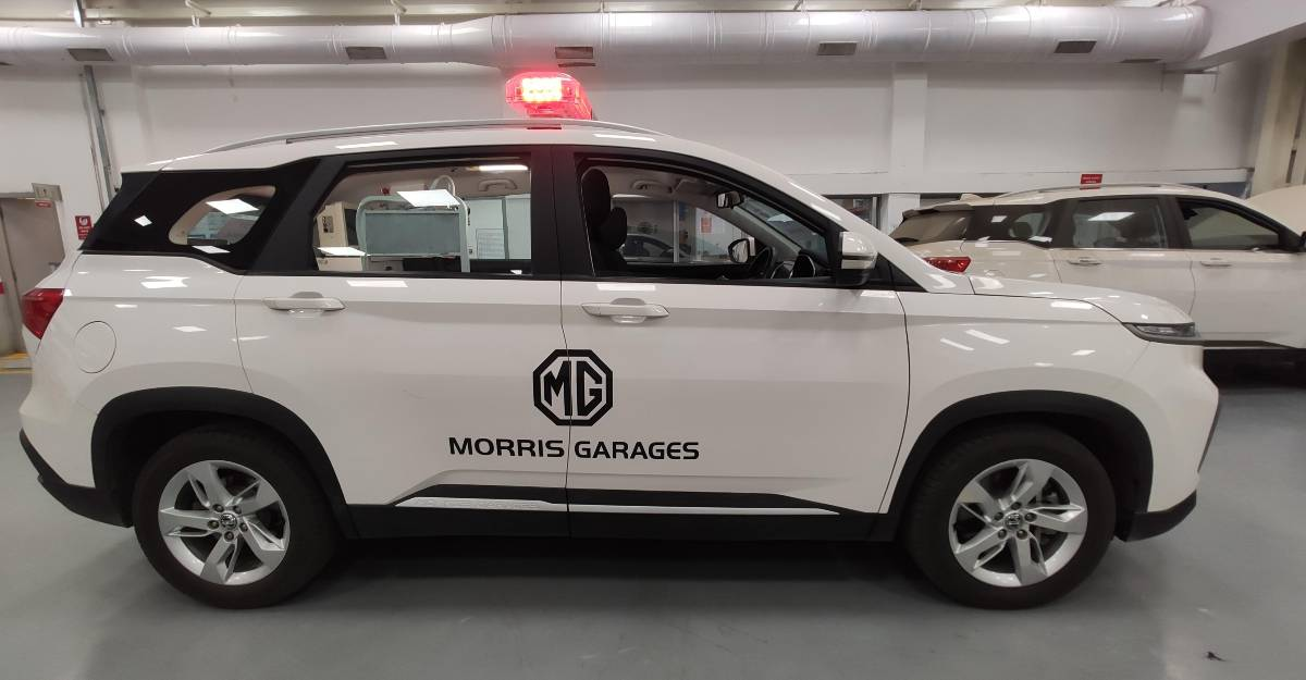 MG Motors to deploy 100 ambulances after Nitin Gadkari's request