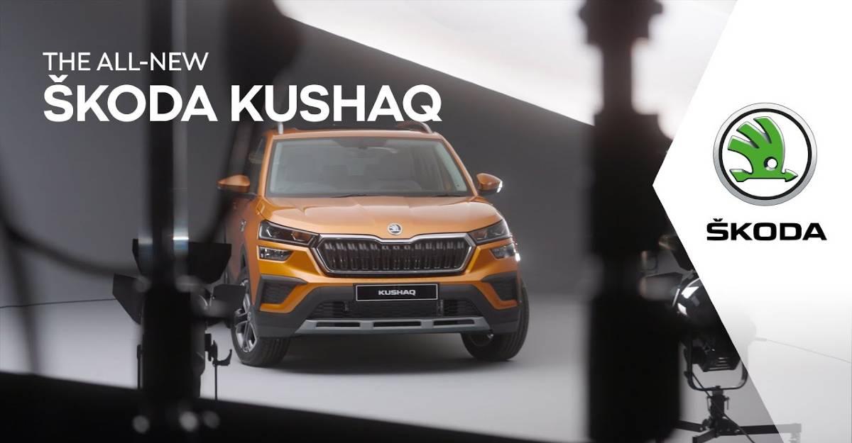 Skoda Kushaq launch timeline unveiled: Will rival Hyundai Creta