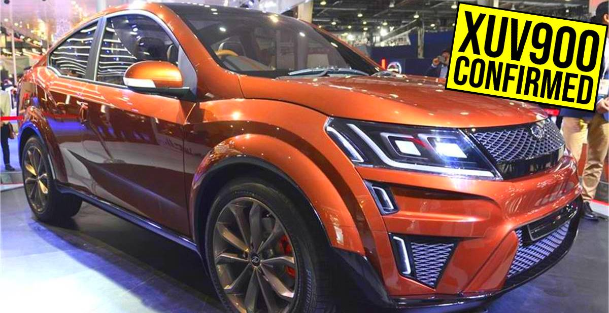 Mahindra XUV Aero green-lit for production: To be called XUV900 SUV Coupe