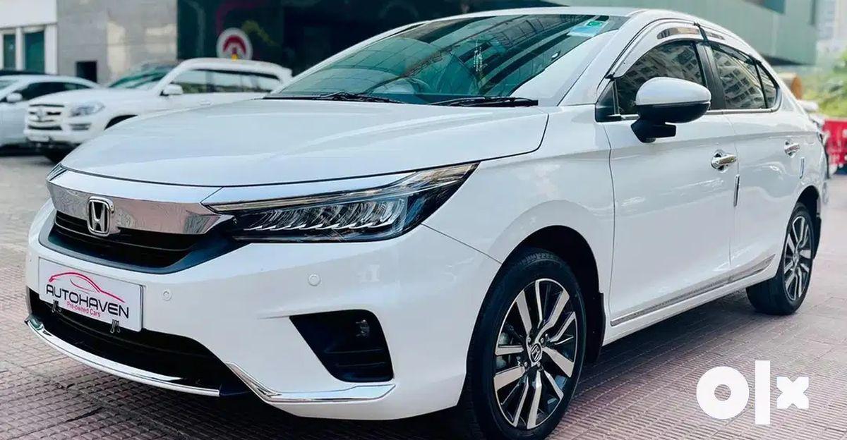 Almost new, latest-gen Honda City sedans for sale