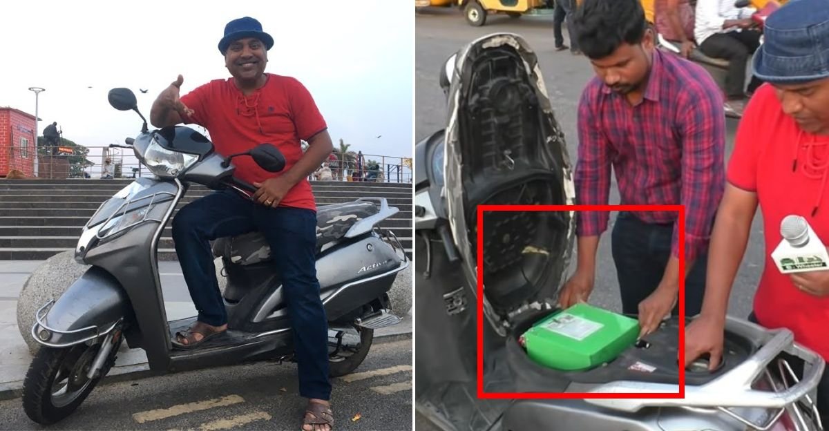 India's first petrol-electric hybrid Honda Activa: This is IT