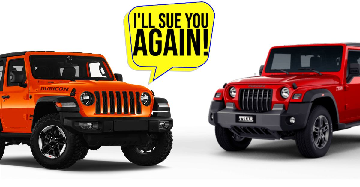 New Thar teaser released in Australia: Jeep takes Mahindra to court