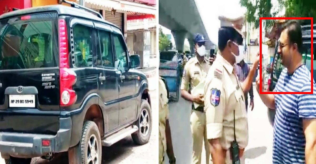 Mahindra Scorpio owner posing as fake ACP arrested, SUV seized [Video]