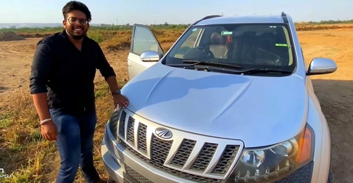 Mahindra XUV500 W8 ownership review after completing 2 lakh kms