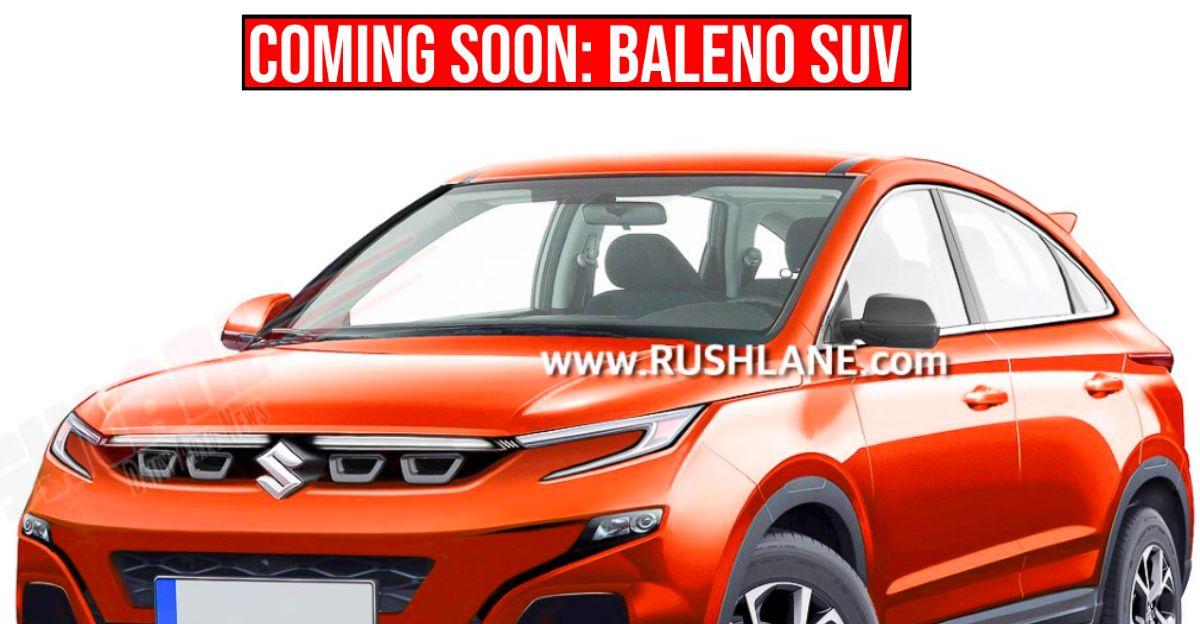 Upcoming Maruti YTB compact SUV based on Baleno: What it'll look like