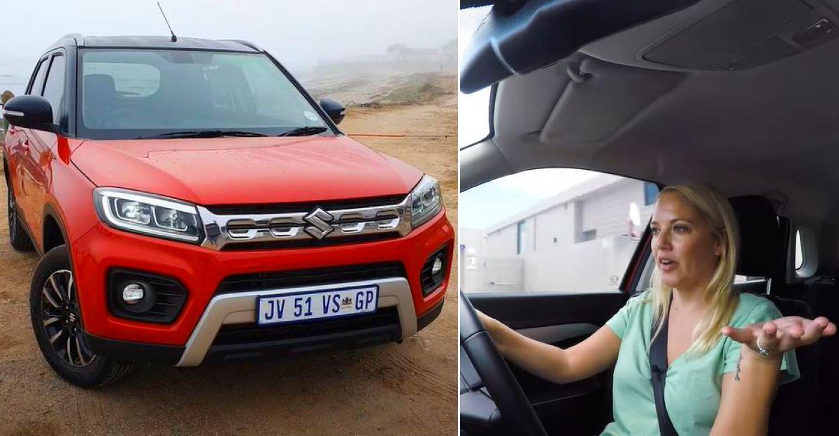 Maruti Suzuki Vitara Brezza: What international reviewers are saying about the compact SUV [Video]