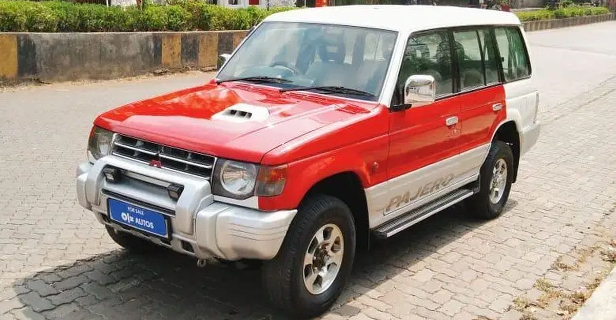 Used Mitsubishi Pajero SFX SUVs for sale: Prices start from under Rs 5 lakh