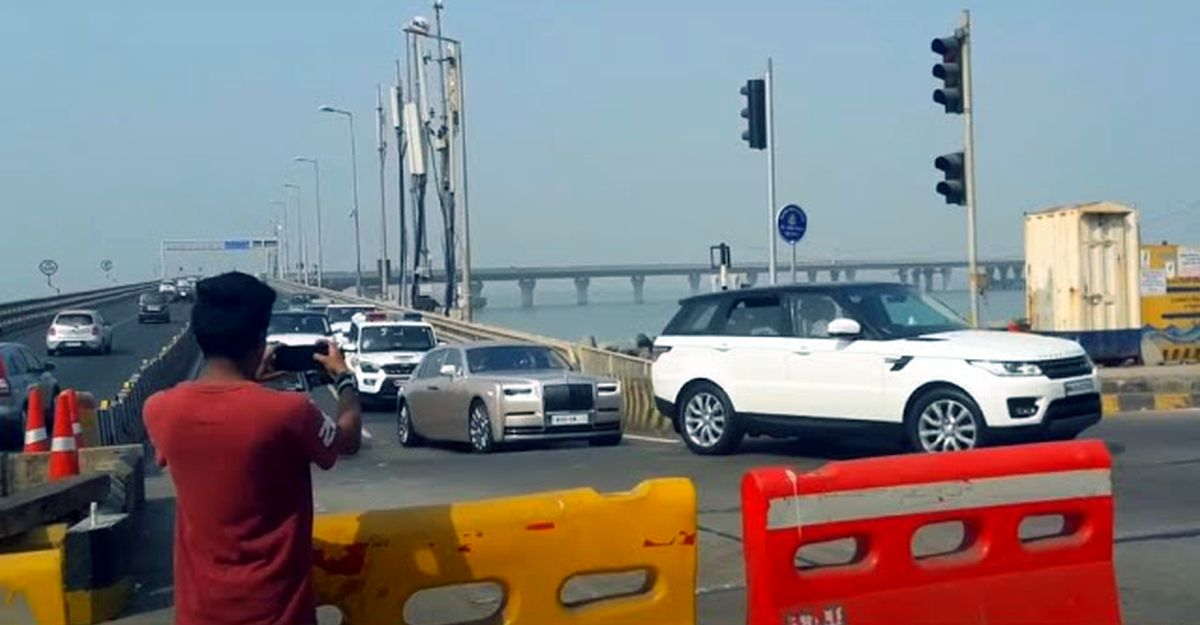 This is India's most expensive convoy of more than Rs 20 crore & it has Mukesh Ambani in it [Video]