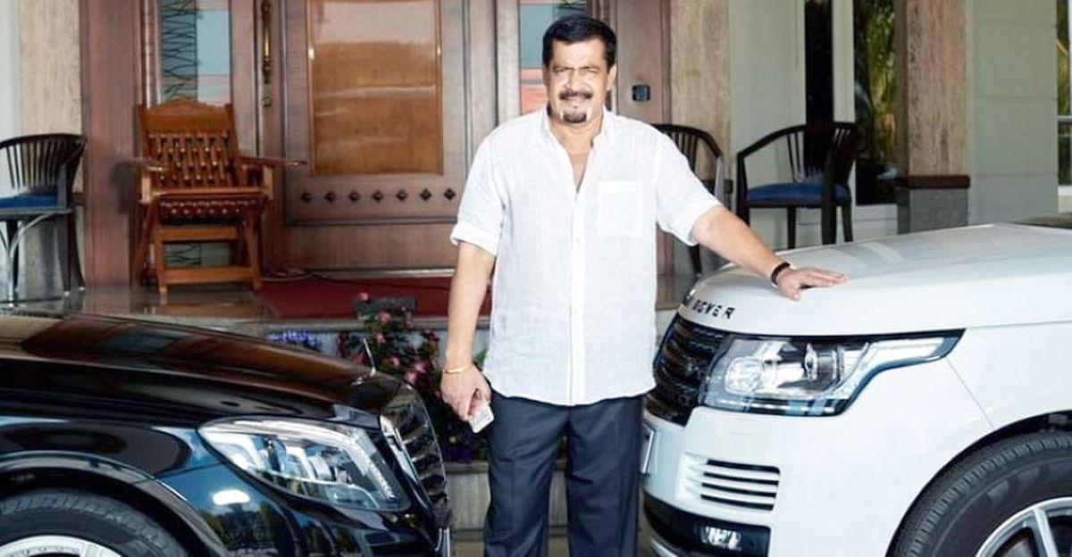 Billionaire Underworld don Muthappa Rai & his fleet of exotic cars: Range Rover to Mercedes SLS AMG