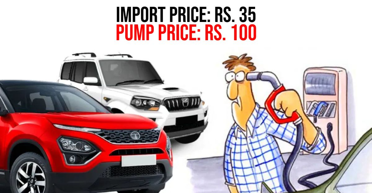 Union Finance Minister rules out price cut on petrol & diesel