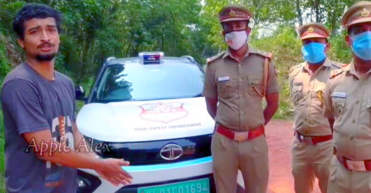Kerala MVD officers review the Tata Nexon EV SUV after 6 months of driving