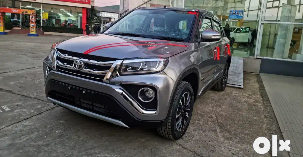 Almost-new Toyota Urban Cruiser compact SUVs available for sale