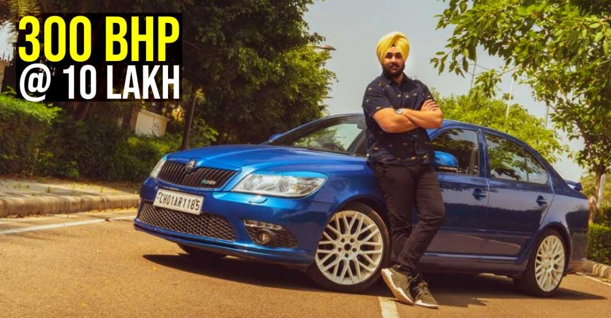 How to own a 300 BHP car for Rs 10 lakh?