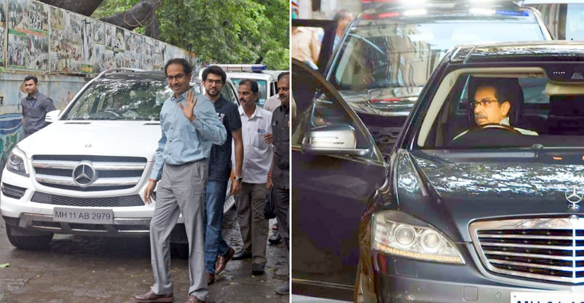10 powerful Chief Ministers of India & their cars: Uddhav Thackeray's Mercedes to Stalin's Land Cruiser
