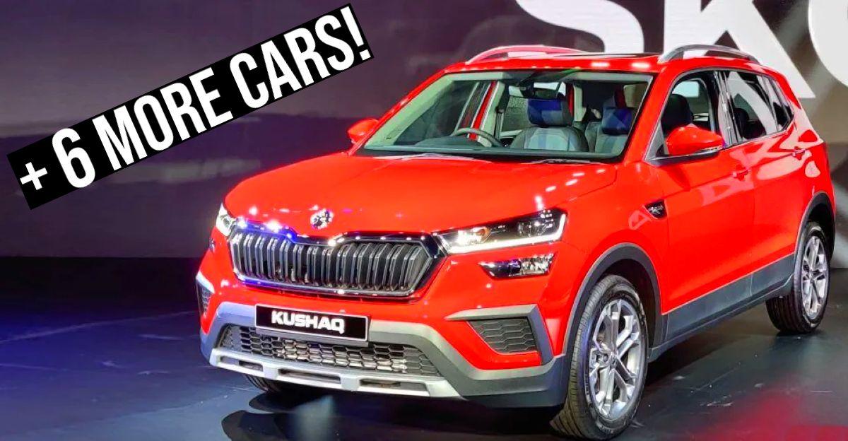7 NEW Volkswagen & Skoda Cars Launching In 2021