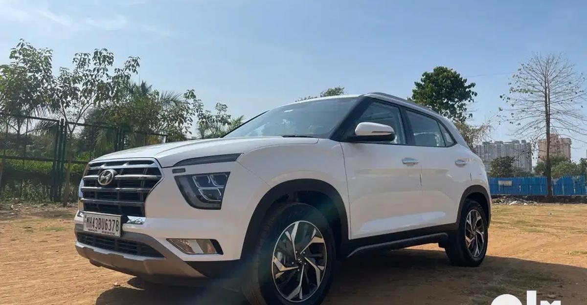 3 almost-new 2020 Hyundai Creta SUVs for sale