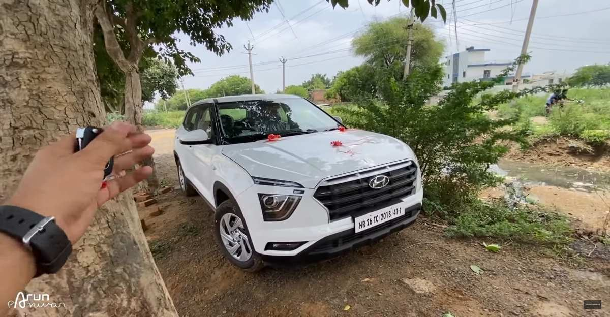 2021 Hyundai Creta base trim: Which features have been deleted [Video]