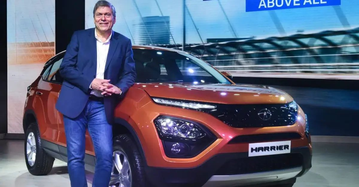 Tata Motors' CEO Guenter Butschek steps down