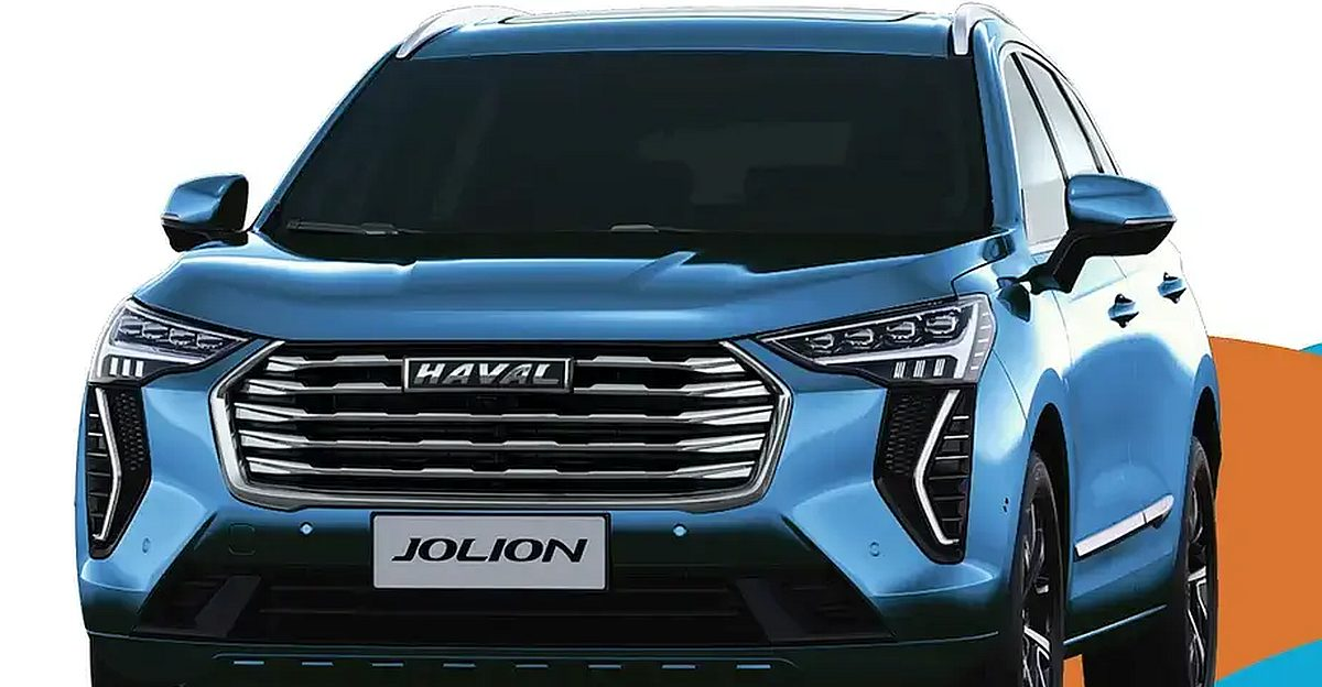 Haval's Jolion SUV name registered: Will rival Jeep Compass