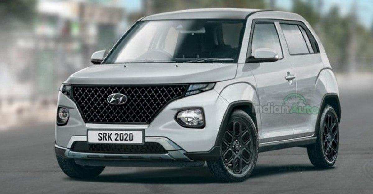 Hyundai AX1 spotted on test: Will rival Maruti Suzuki Ignis