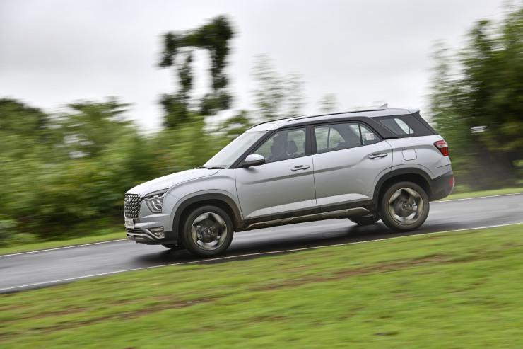 Alcazar भारत में Hyundai की 10 मिलियनवीं कार बनी