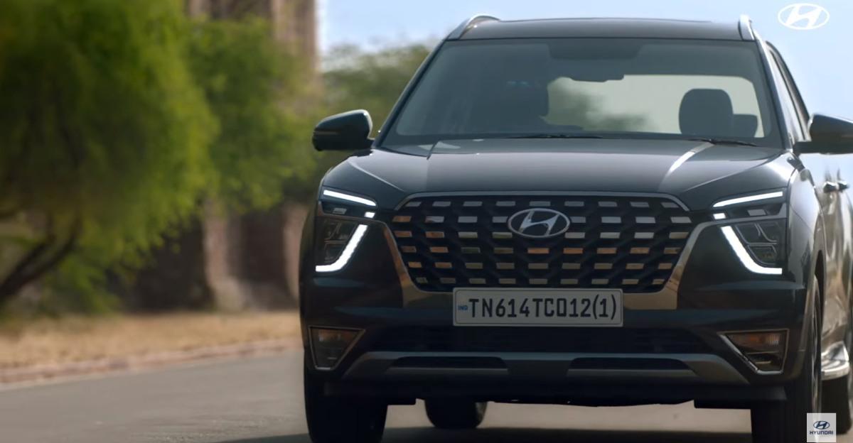 Hyundai Alcazar waiting period already hits upto 2 months