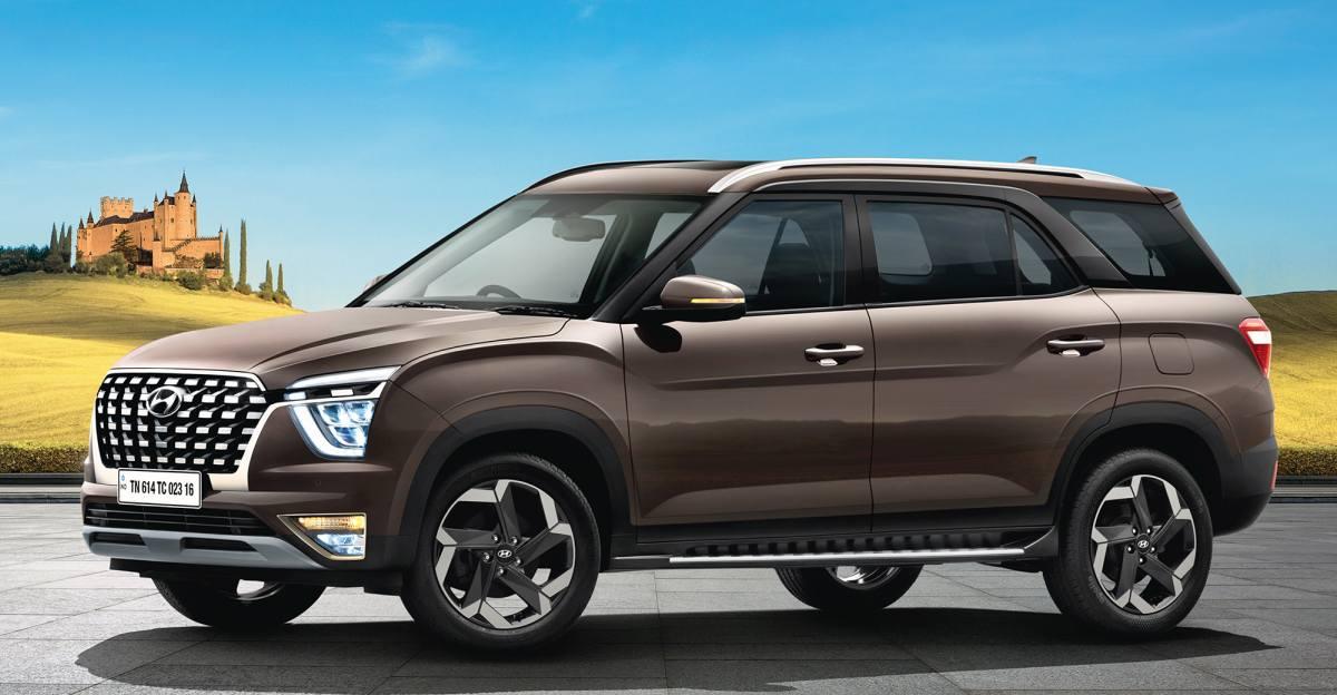 Hyundai Alcazar bookings open: Will rival Tata Safari