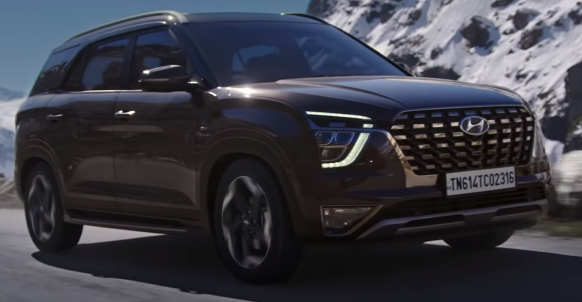 Hyundai Alcazar SUV will launch today: What to expect