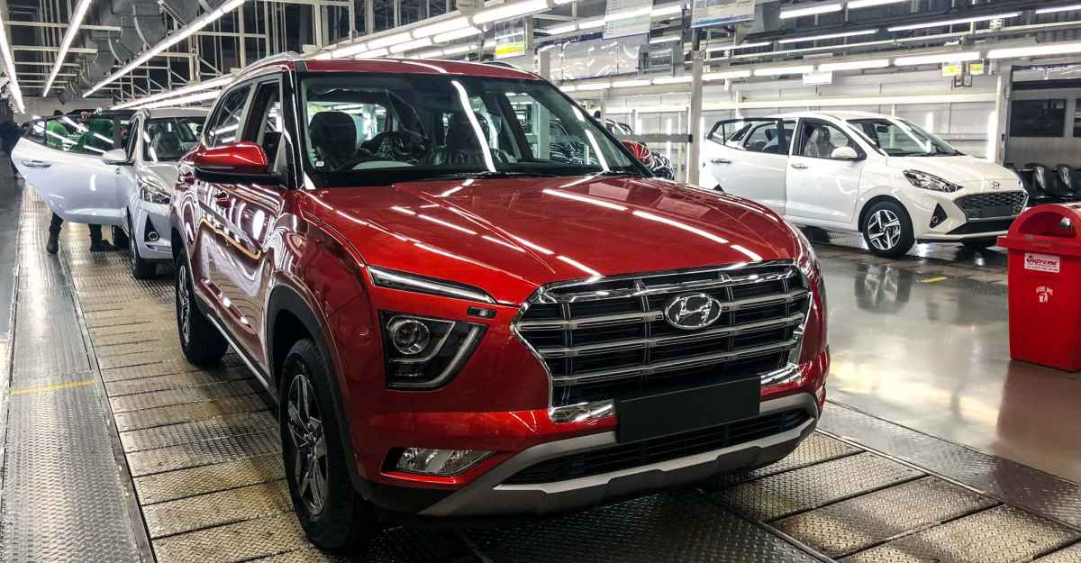 Hyundai Creta to soon get SX Executive variant