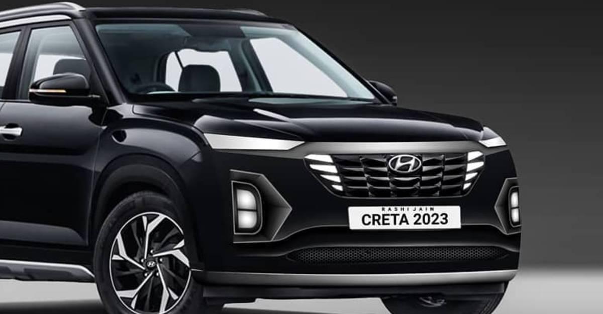 All-new Hyundai Creta facelift: What it will look like?