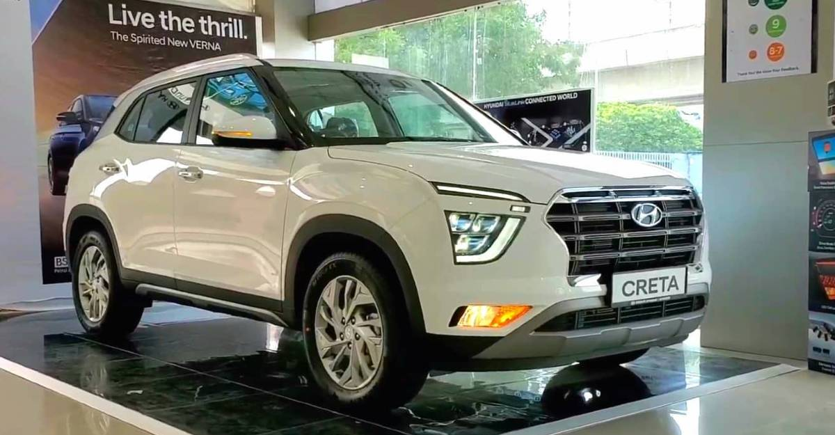 Hyundai Creta SX Executive launched: Cheaper by Rs. 78,000 & available in petrol & diesel
