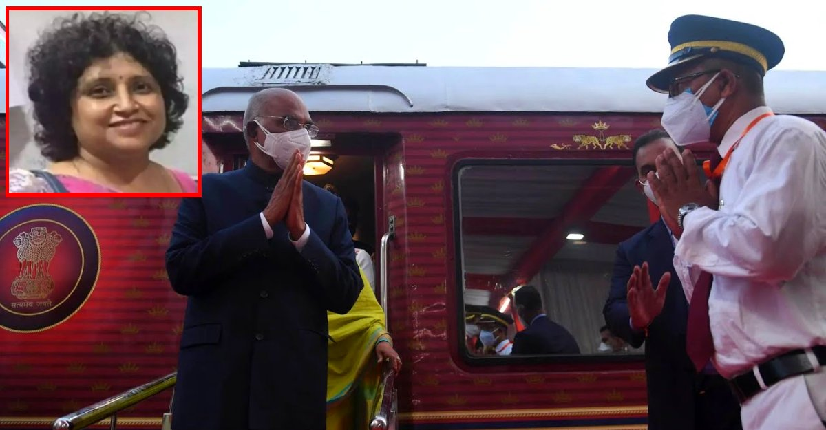 Ill woman dies after car stopped to let President Ramnath Kovind's Special Train pass