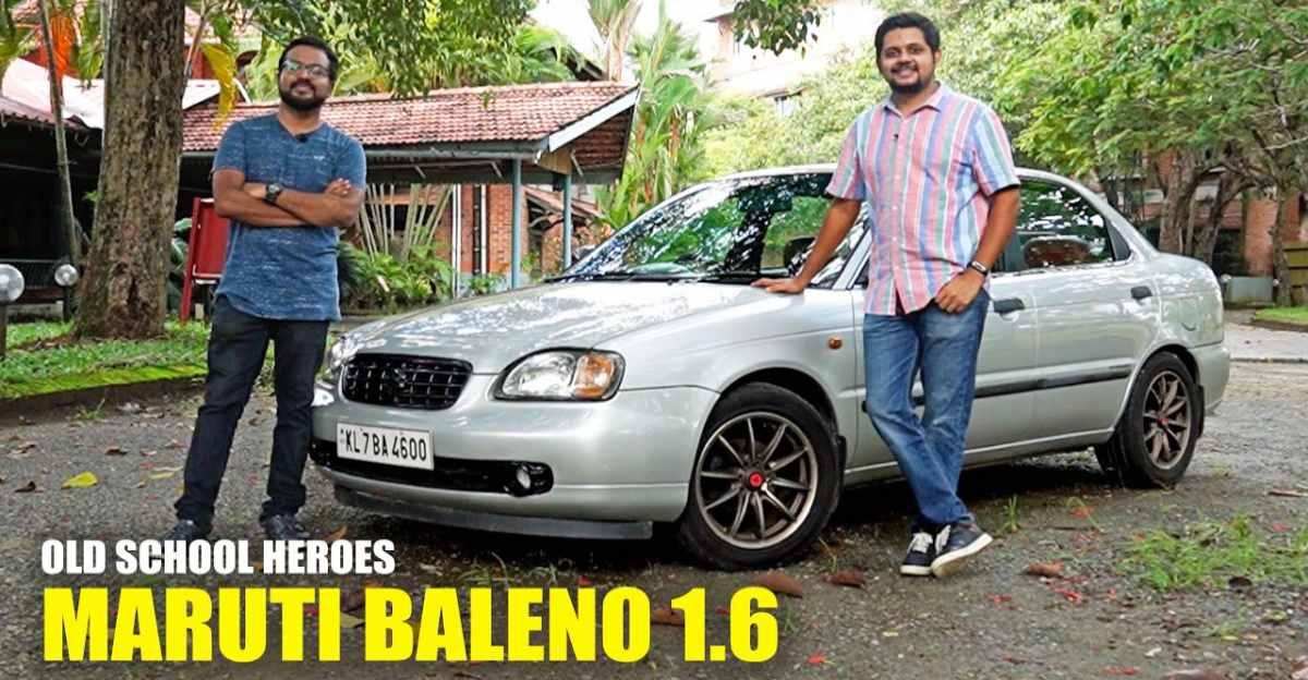 Maruti Suzuki Baleno sedan: 15 years ownership review