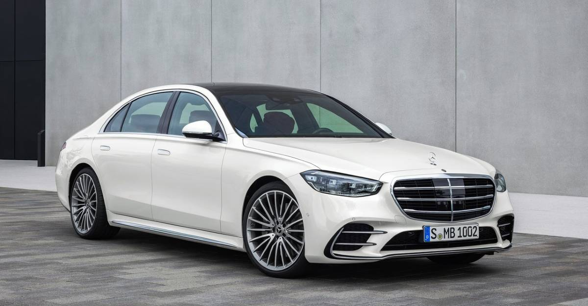 All-new Mercedes-Benz S-Class launched in India
