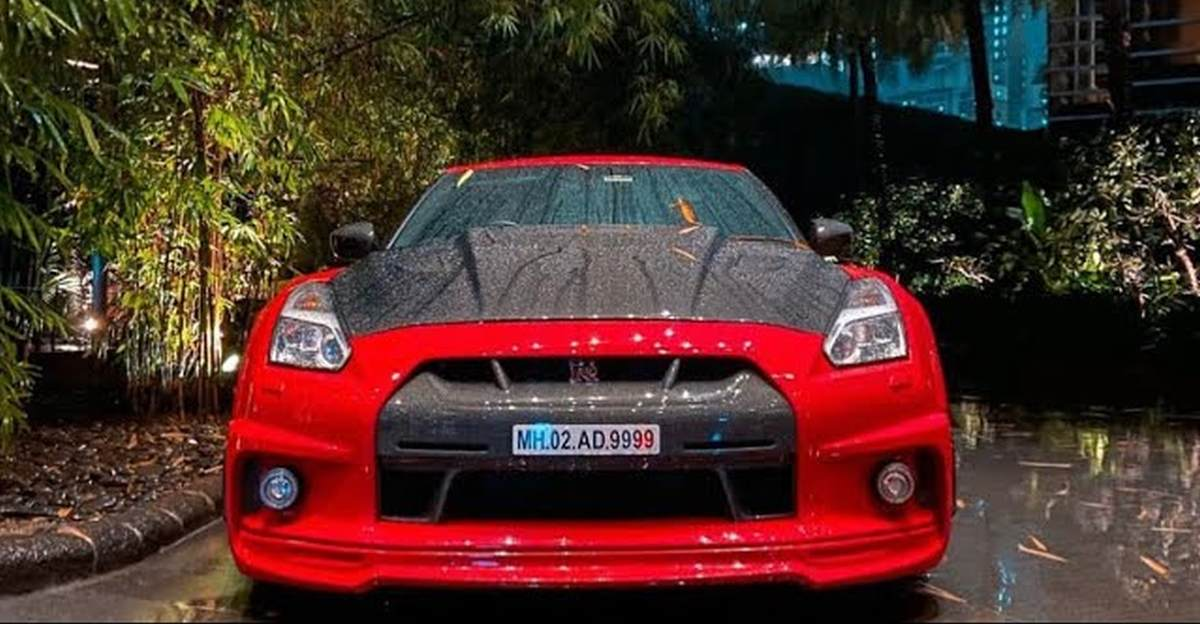 Taking a spin in the Nissan GT-R supercar once owned by Sachin Tendulkar [Video]