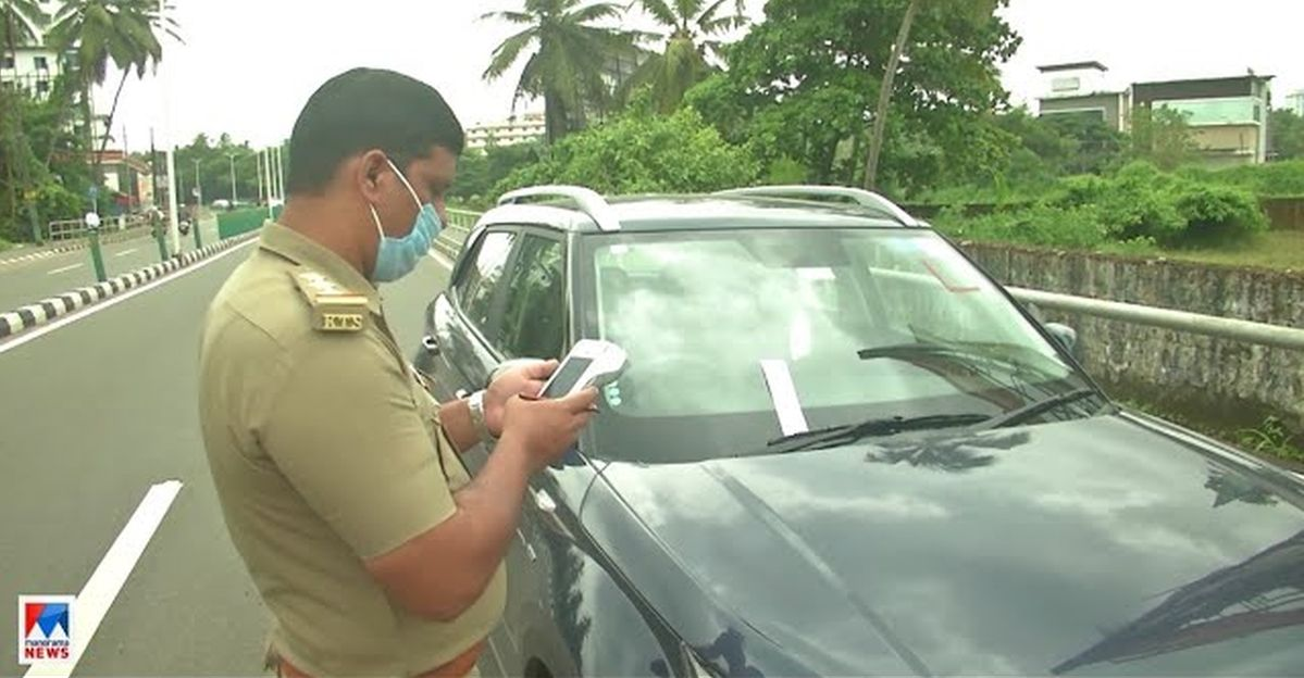 Wrongly parked vehicles: Kerala MVD collects Rs. 5 lakh as fines in a single day
