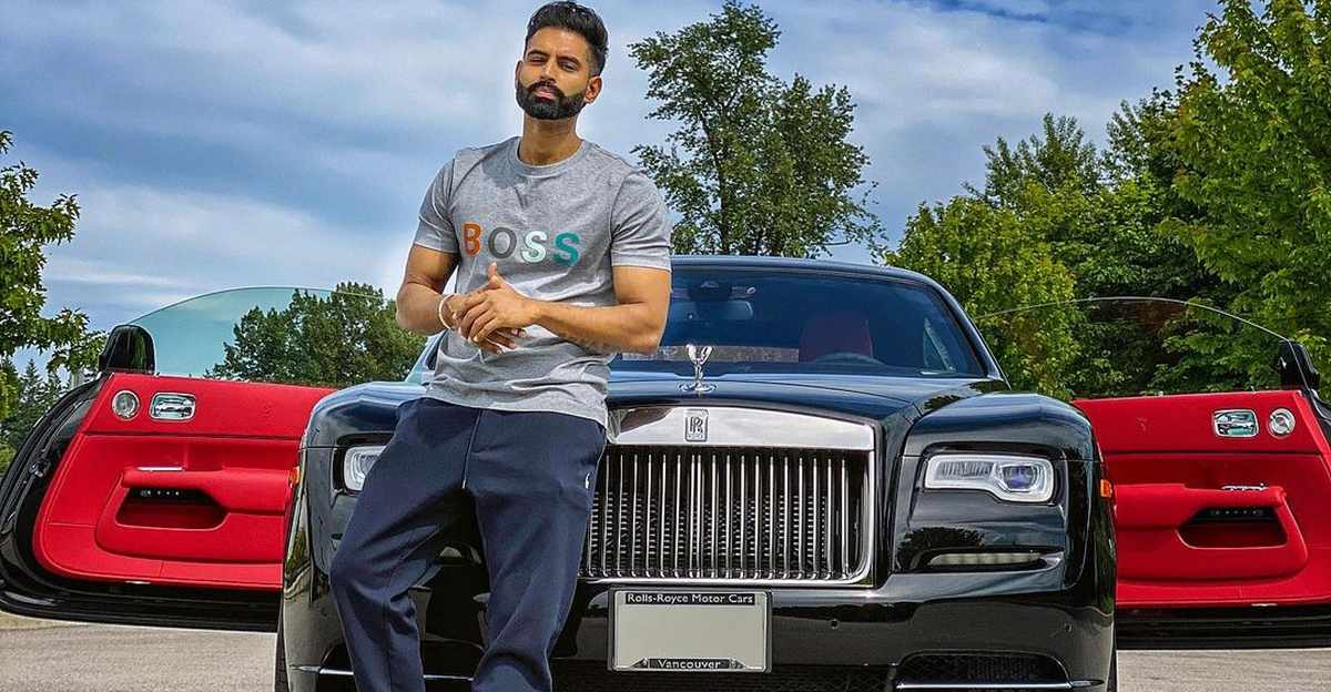 After Tata Safari, Singer-Actor Parmish Verma buys a customized Rolls Royce Wraith
