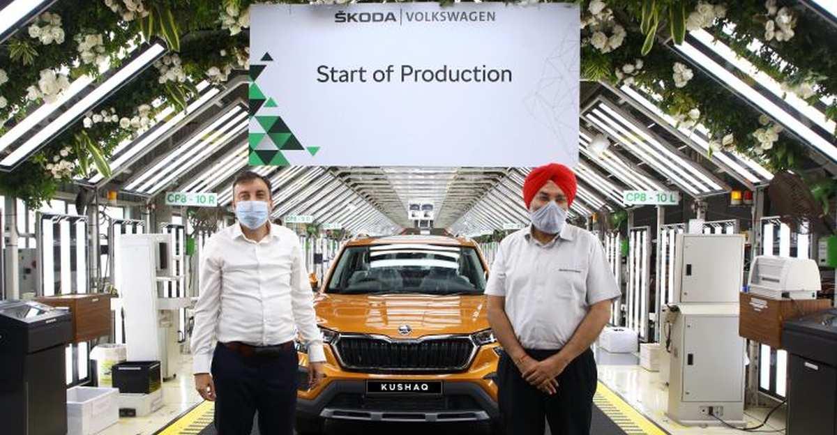 Skoda Kushaq compact SUV's delivery timeline revealed