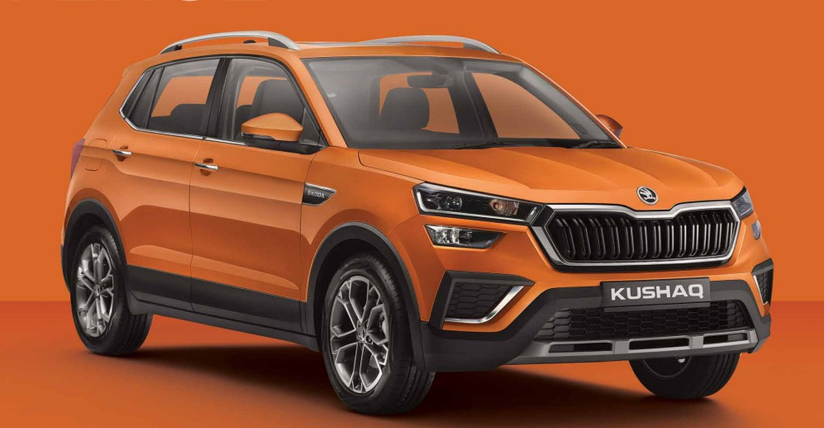 Skoda Kushaq compact SUV: Variants explained