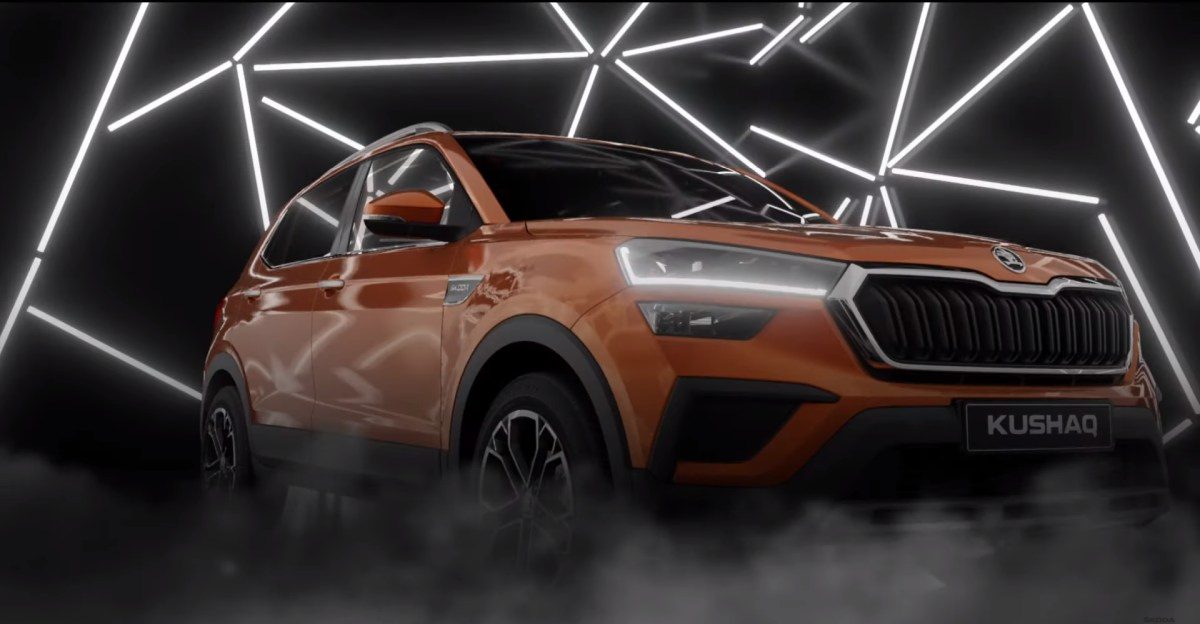 Skoda Kushaq compact SUV's variant details leaked ahead of launch
