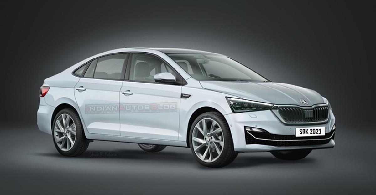Skoda Slavia: What the new sedan will look like