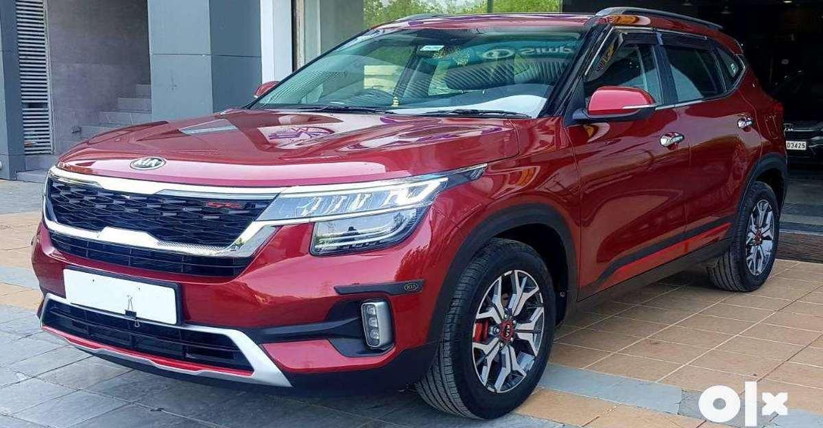 Sparingly used Kia Seltos twin clutch automatic turbo petrol SUVs for sale