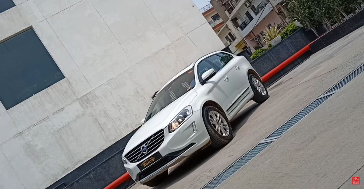 Well-maintained Volvo luxury SUV selling cheaper than a Kia Seltos