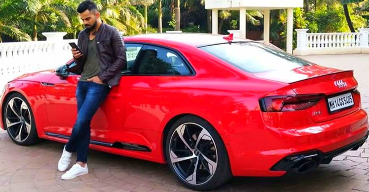 Indian cricketers & their super luxurious sedans: Virat Kohli's Audis to Sachin Tendulkar's BMWs