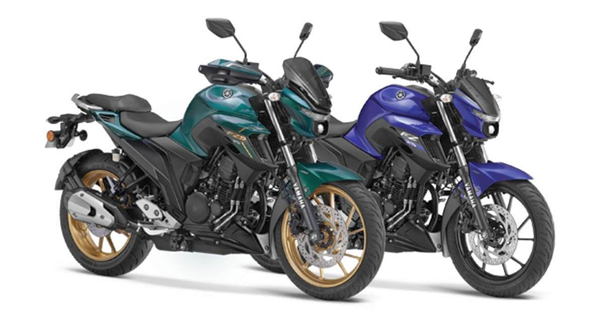 Yamaha FZ25 twins get a big price cut of nearly Rs. 20,000