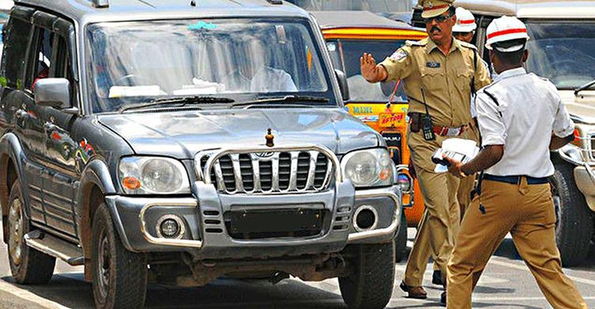 Govt issues warning for vehicles running bullbars/crash guards: Rs. 5000 fine if caught