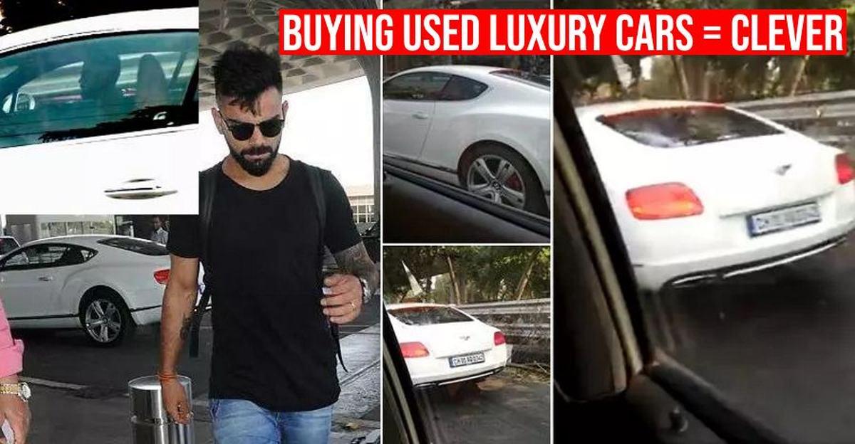Virat Kohli to Shilpa Shetty: Celebrities who bought used luxury cars