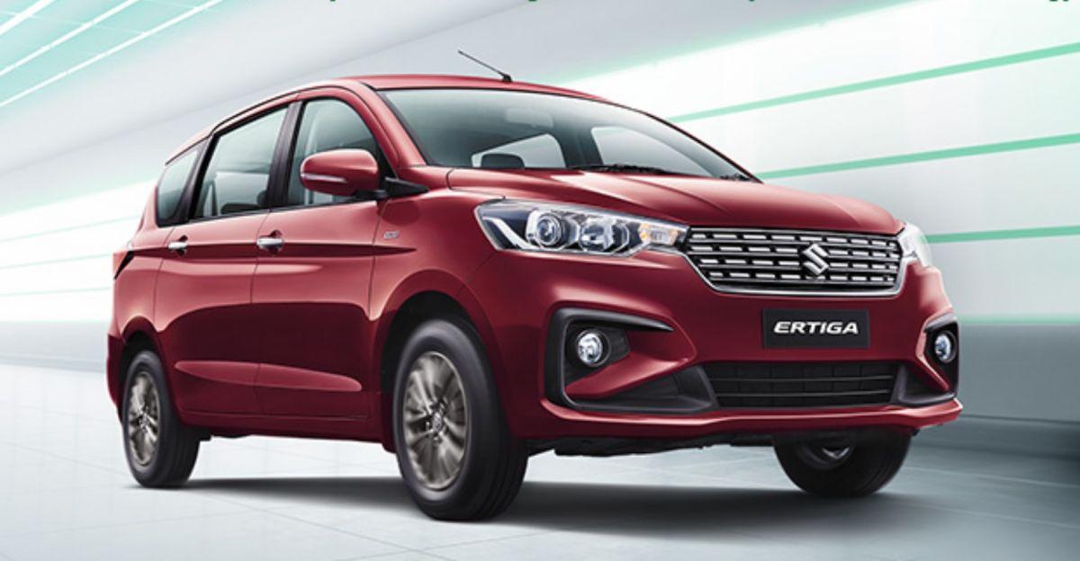 Maruti Suzuki Ertiga to soon get CNG in ZXi variant