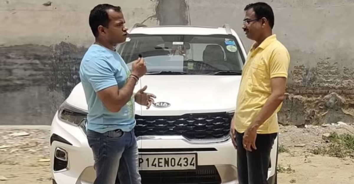 Kia Sonet iMT compact SUV ownership review after 8 months