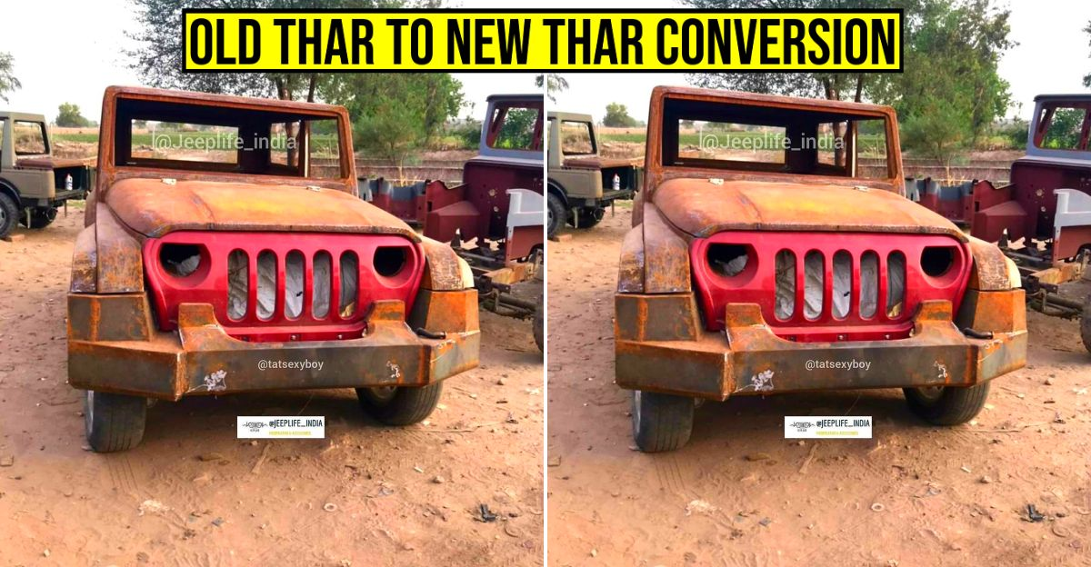 Indians begin building their own 'New Mahindra Thars' thanks to super long waiting period